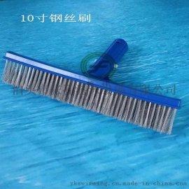张孔游泳 zk1105 10寸钢丝刷