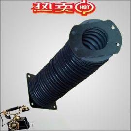 生产机床丝杠防护罩 油缸防护套 伸缩防尘罩