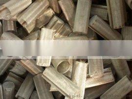 厂家供应 汽车滤筒 不锈钢滤网 6mm过滤网