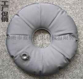 **太阳伞水袋沙滩旗水袋注水底座防风加固注水袋