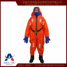 供应DBF-I型绝热浸水保温服 防寒服 船用救生保温服