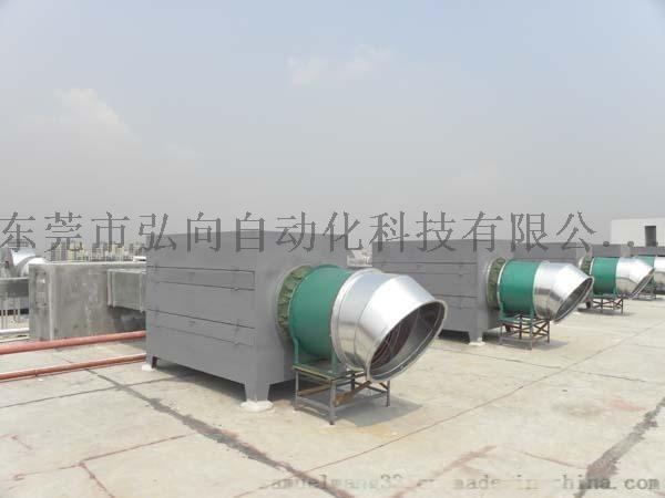 涂装废气处理设备(水除尘设备)