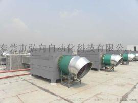 涂装废气处理设备 除尘设备 活性碳柜 喷淋塔
