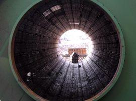 超高分子量聚乙烯UHMWPE黑色白色煤仓衬板