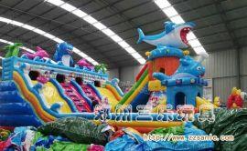 安徽省界首市充气玩具大全,充气蹦床游乐园