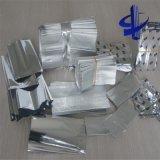 厂家直销封口薄膜袋纯铝自封袋定制食品包装袋铝箔自立袋定做