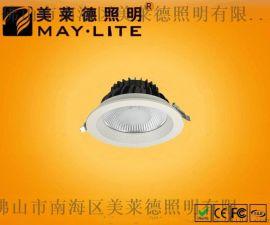 COB嵌入式压铸筒灯      ML-C0525