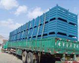 上海工廠倉庫定做金屬箱式托盤,鐵板箱