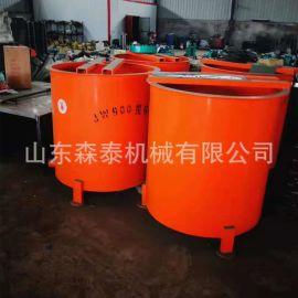 厂家直销水泥砂浆搅拌机 jw900单层搅拌机 双层混凝土搅拌桶热销