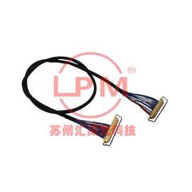 蘇州匯成元電子供應I-PEX 20454-230T  20454-240T 液晶面板屏線