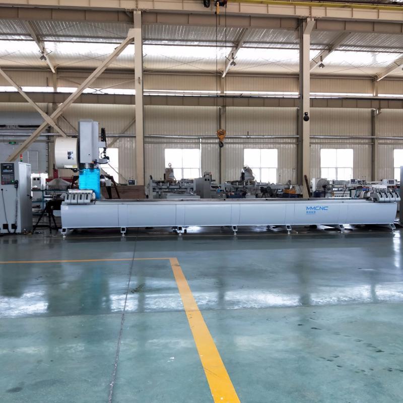 铝型材数控加工中心汽车配件加工设备轨道交通加工中心