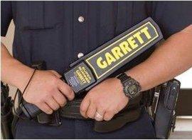 GARRETT手持式金属探测器