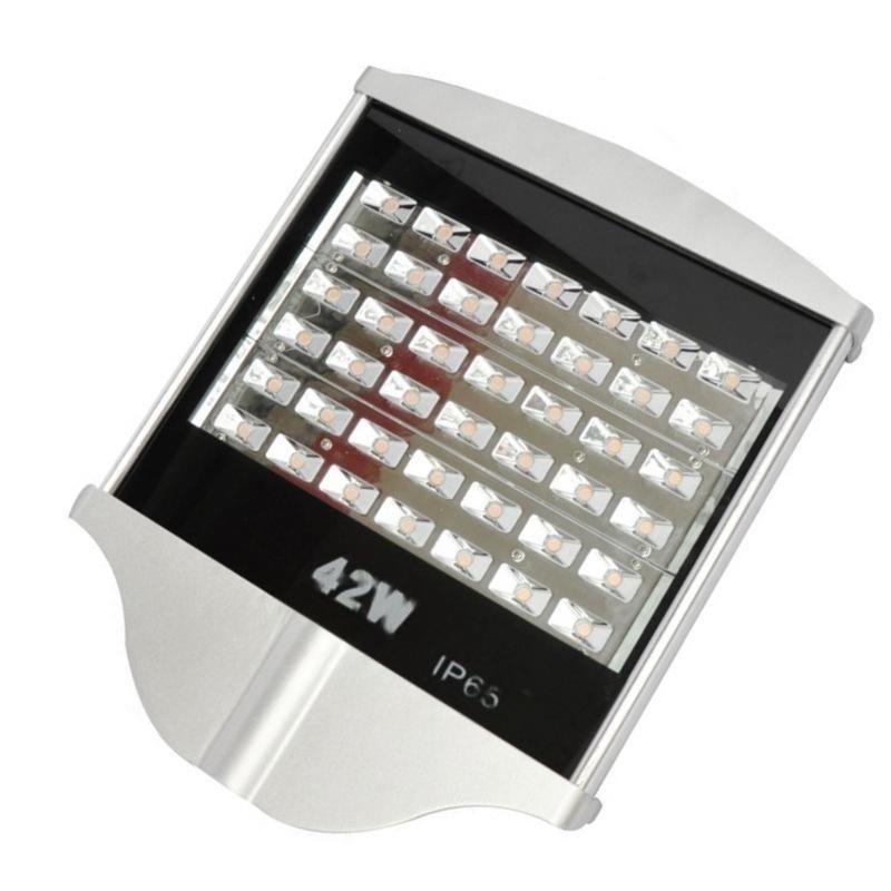 led平板路灯头 42W56W70W84W户外led摸组路灯大功率平面型材路灯