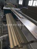 赚钱机器竹炭纤维集成墙板生产机器 护墙板挤塑机生产厂家