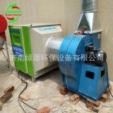 家具厂喷漆房废气处理成套设备 烤漆房废气治理设备 漆雾处理设备