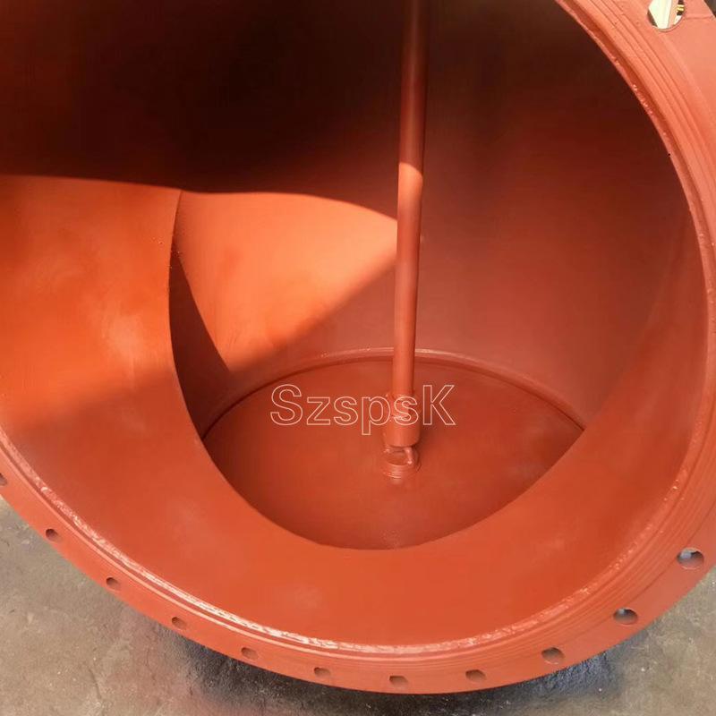 矿山专用电动铸铁法兰防腐型配水闸阀pz1(2)-600 DN200 300 400