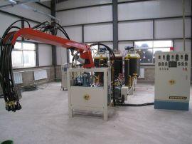 蓬莱吉腾JT-20聚氨酯高压发泡机