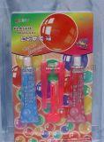 太空气球/趣味泡泡胶/彩色吹波球