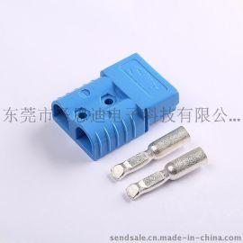 大电流连接器120A ,**电池组充放电插头连接器