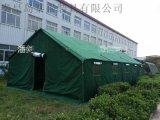 10x5軍綠框架棉帳篷
