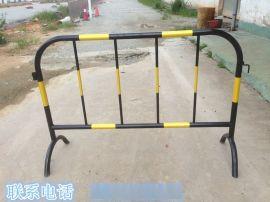 重庆铁马护栏厂家-隔离栏-施工铁护栏-价格-图片