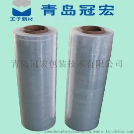 厂家直销 定制手用机用PE拉伸膜缠绕膜打包膜2.5公斤