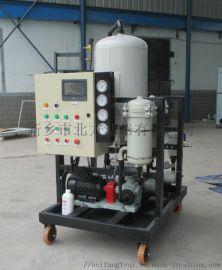 真空滤油机高效脱水滤油机