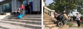 轮椅车升降台 大同市邢台启运残疾人爬楼车