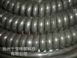 8芯2平方耐油耐磨弹簧螺旋电缆