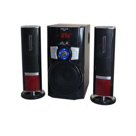 2.1多媒体蓝牙音箱,家庭影院立体声音箱,6.5寸喇叭
