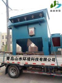脈衝布袋除塵器廠家,工業袋式收塵器,拋丸機除塵器