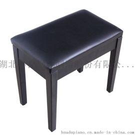 SPYKER 世爵 單人鋼琴凳 白色 黑色