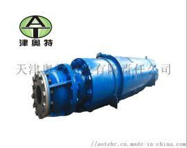 单吸式QK系矿用潜水泵、大流量、高扬程、