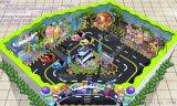遊樂場設施 兒童交通駕校 益智遊戲