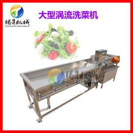 大型果蔬清洗设备 气旋式清洗机玉米蔬菜清洗机