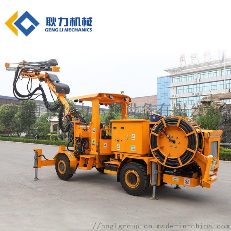液压掘进钻车作用及优势