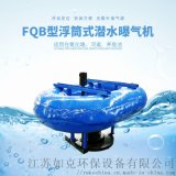 专用生产浮筒潜水曝气机污水处理设备