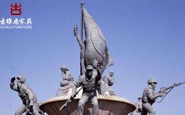四川瑞森雕塑廠家,定制景觀雕塑制作周期短質量有保障