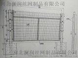 2760*1700鐵路防護柵欄鋼絲網片 肇東市2760*1700鐵路防護柵欄鋼絲網片哪家好 河北瀾潤