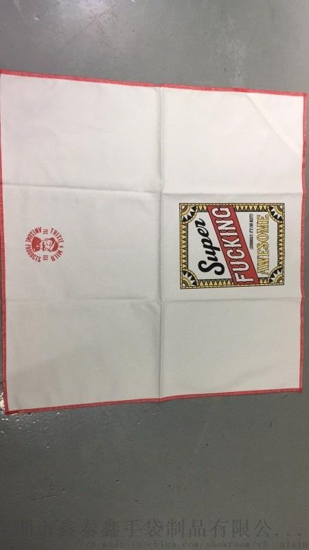 制作全棉餐具垫方巾桌布