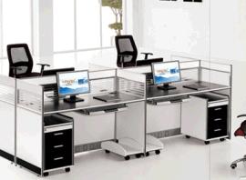屏风办公桌定制加工|屏风电脑桌批发|郑州组合式屏风工作位(荐)
