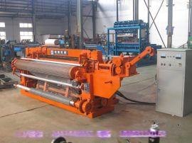 恒泰厂家直销HT-2100全自动水泥打瓦机器 圈玉米电焊网厂家 屯苞玉米网机器 抹墙网机器 全自动电焊网机器