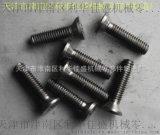 沉头钛螺丝,专业钛螺丝,工业钛螺丝