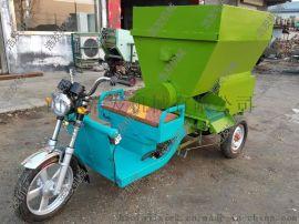 安阳1.2立方电动撒料车 饲料撒料车供应