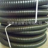 黑色PU钢丝管防静电输送管耐磨镀铜钢丝管