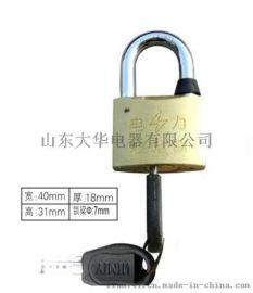 供应通开钥匙表箱锁 铜锁 长鼻子塑钢锁