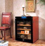 上海雪茄柜批发价钱 实木款雪茄柜定做 储存雪茄的展示柜 500支装雪茄储存柜