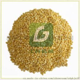 國內先進綠豆乾法整粒脫皮機破損率極低