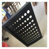 氟碳漆黑色2.0铝单板幕墙 工程门头铝单板规格定制