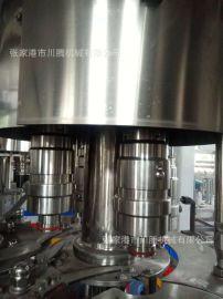 厂家供应3000瓶每小时瓶装矿泉水设备